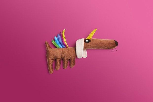 Новая коллекция игрушек IKEA по мотивам детских рисунков. Изображение № 4.