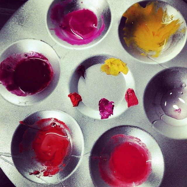 10 вдохновляющих  Instagram-аккаунтов про макияж. Изображение № 22.