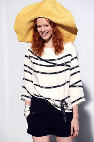 Фантастическая миссис Фокс: 8 моделей с рыжими волосами. Изображение № 7.