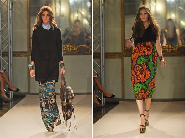 Показы на Milan Fashion Week SS 2012: День 1. Изображение № 2.