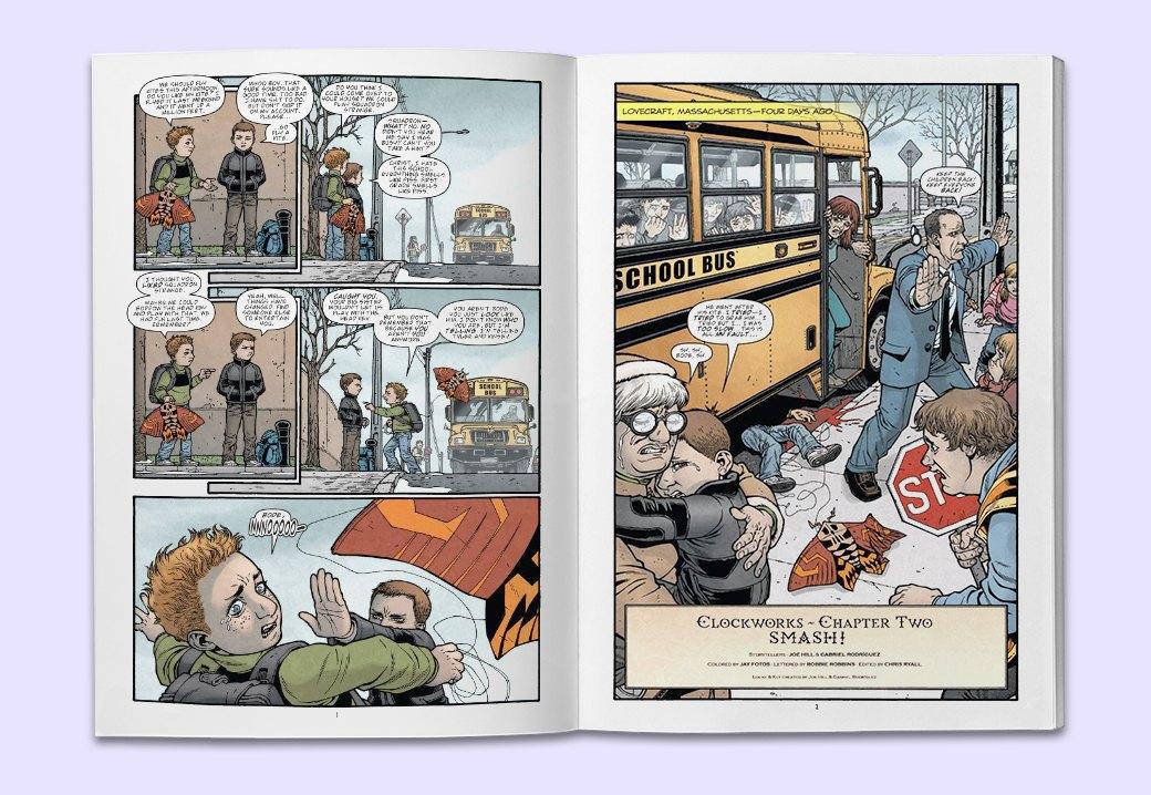 10 комиксов, по которым нужно срочно снять сериал. Изображение № 4.