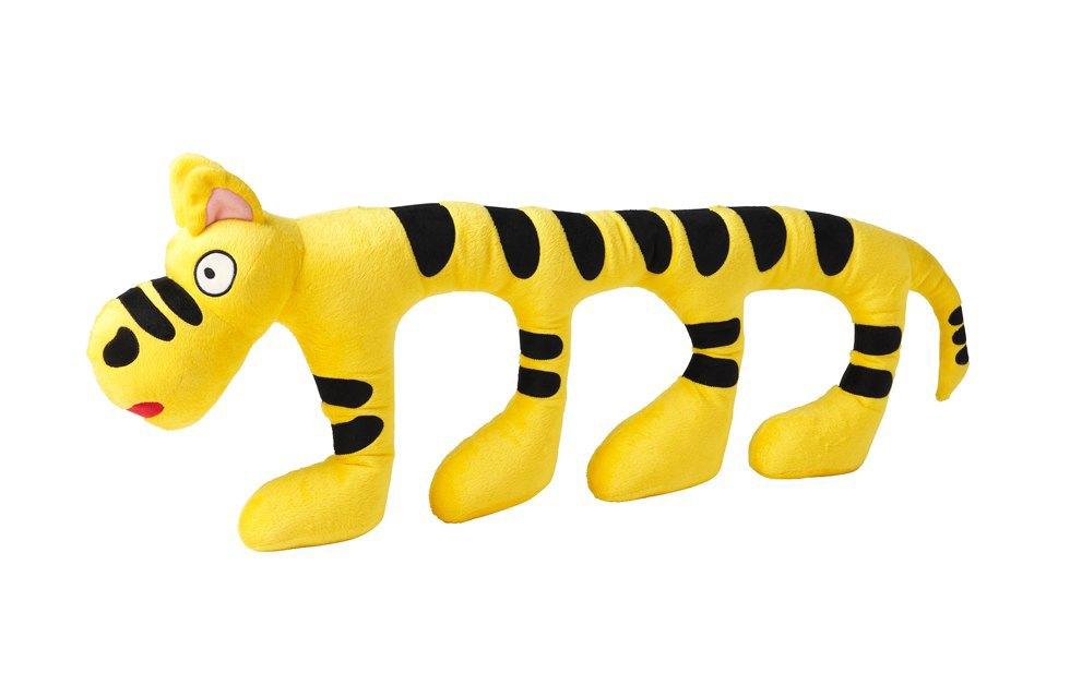 Мягкие игрушки IKEA  по рисункам  детей-посетителей. Изображение № 5.