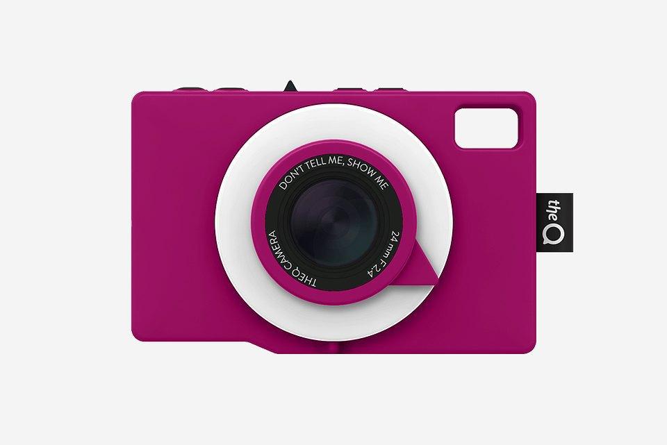 Самый красивый фотоаппарат для интернет-зависимых theQ . Изображение № 5.