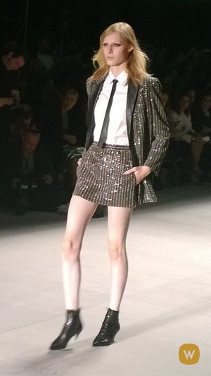 Прямой репортаж  с Paris Fashion Week:  День 7. Изображение № 13.