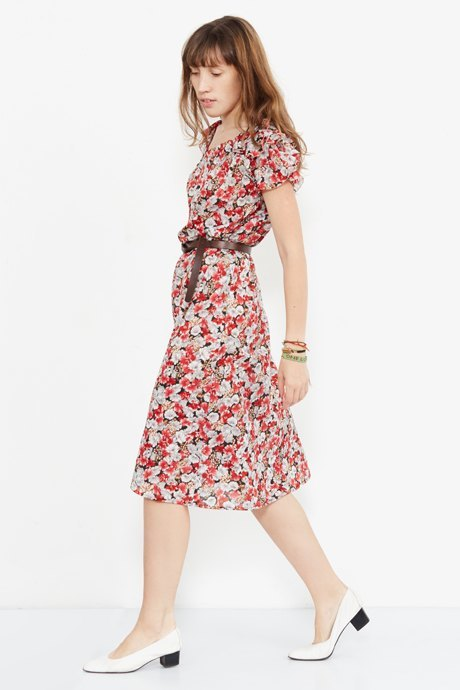 Младший редактор Vogue Олеся Седова о любимых нарядах. Изображение № 20.