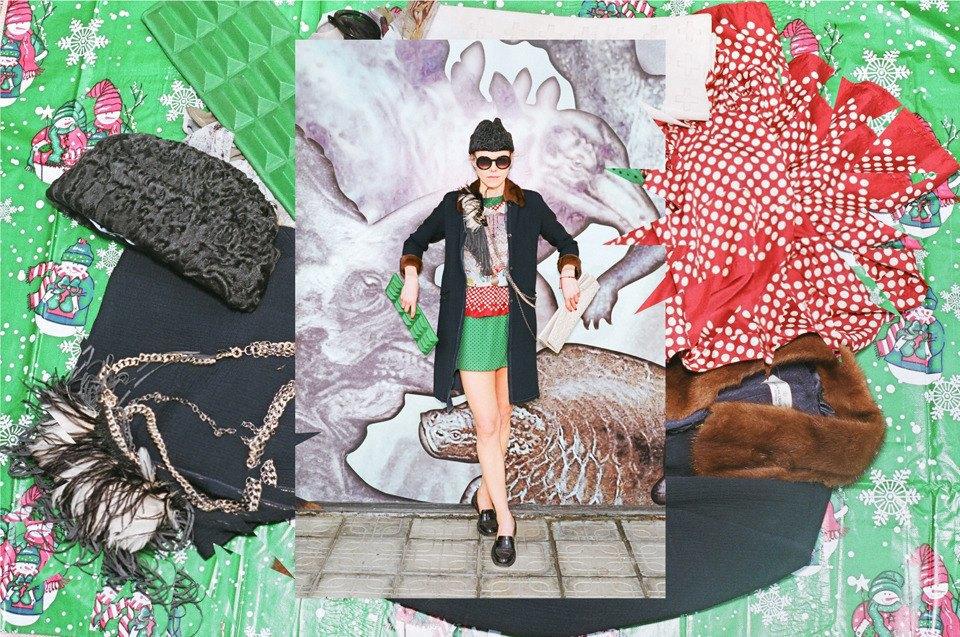 Все лучшее сразу: Московские модники в самой нарядной одежде из своего гардероба. Изображение № 14.