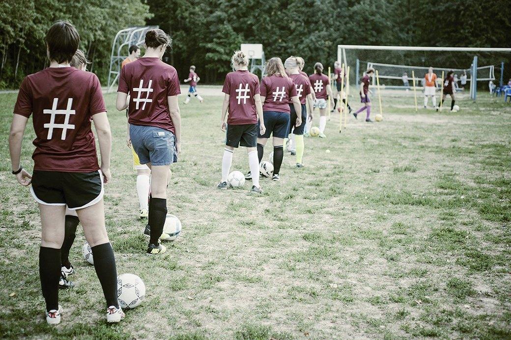 Тренер Алла Филина  о женском футболе  и сексизме в спорте. Изображение № 2.