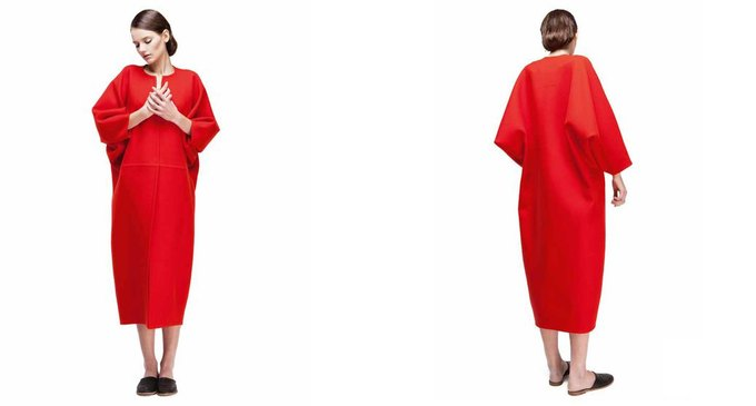 Платья в бельевом стиле в лукбуке KamenskayaKononova. Изображение № 5.