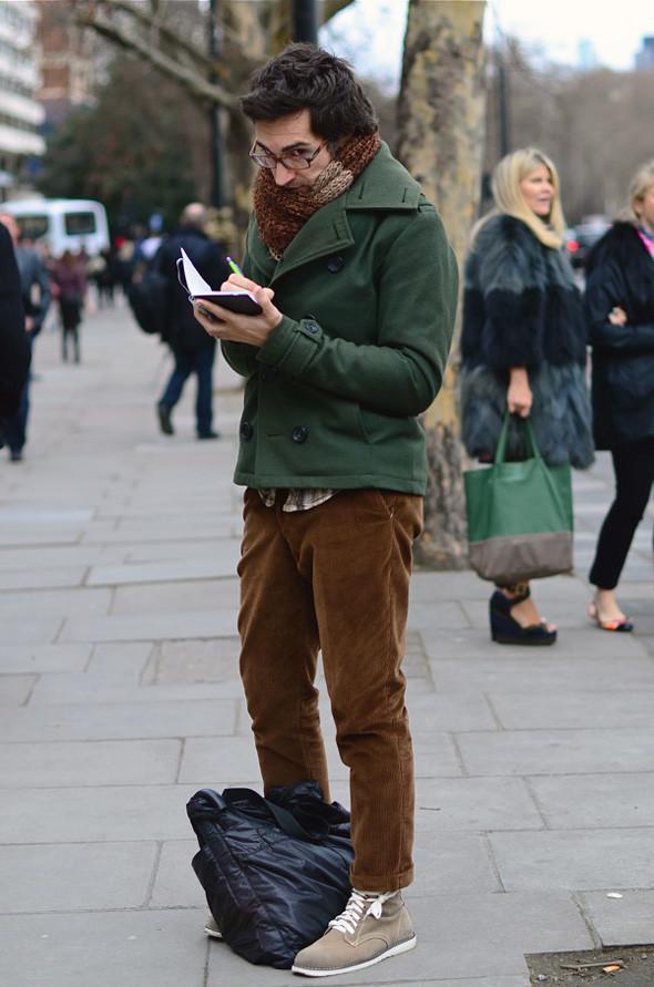 Неделя моды в Лондоне. Изображение № 27.