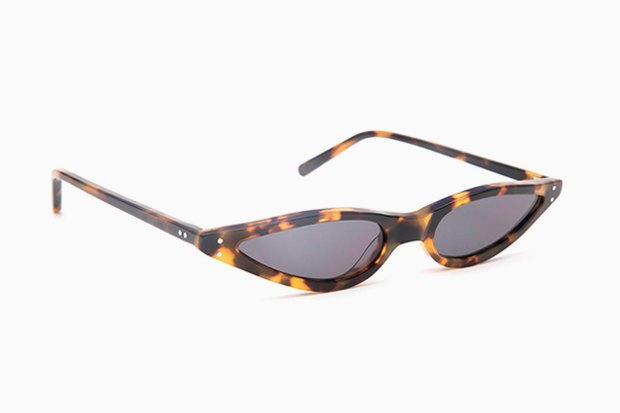 Узкие солнцезащитные очки George Keburia . Изображение № 3.