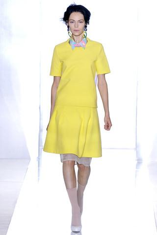 Milan Fashion Week: Показ Marni SS 2012. Изображение № 6.
