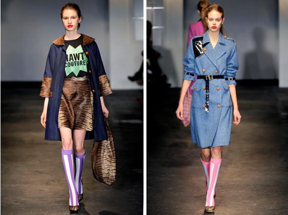 Показы на London Fashion Week AW 2011: день 2. Изображение № 16.