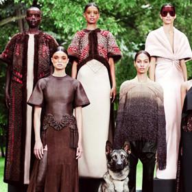 Неделя высокой моды в Париже: 9 главных коллекций. Изображение № 9.