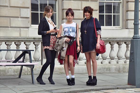 London Fashion Week: Уличный стиль, часть 3. Изображение № 26.