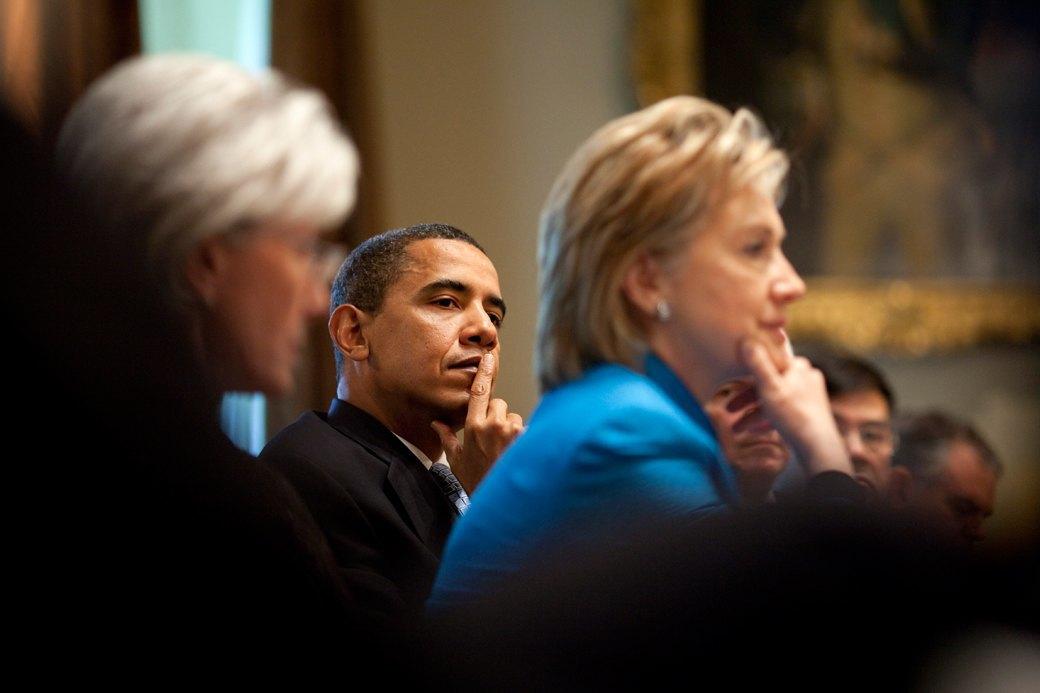 Хиллари Клинтон  и её уверенный путь  в большой политике. Изображение № 3.