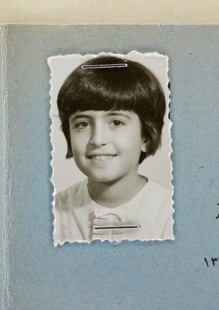 10 лет, сертификат об окончании четвертого класса, Тегеран, 1967. Изображение № 11.