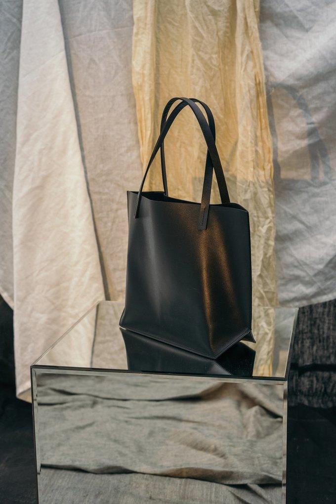 IMAKEBAGS показали новую коллекцию лаконичных сумок. Изображение № 11.