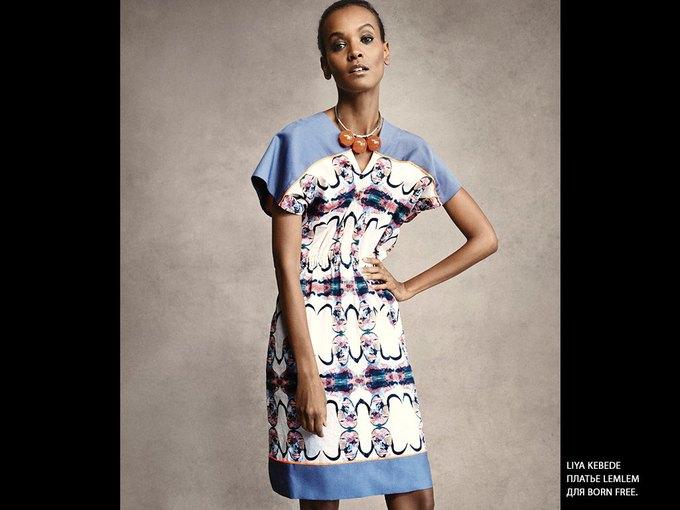 Женщины-дизайнеры сделали коллекцию  против ВИЧ. Изображение № 4.