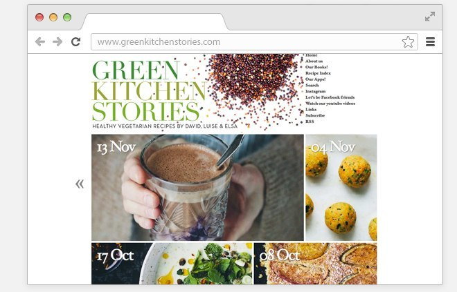 В закладки: Блог семейной пары с вегетарианскими рецептами. Изображение № 1.