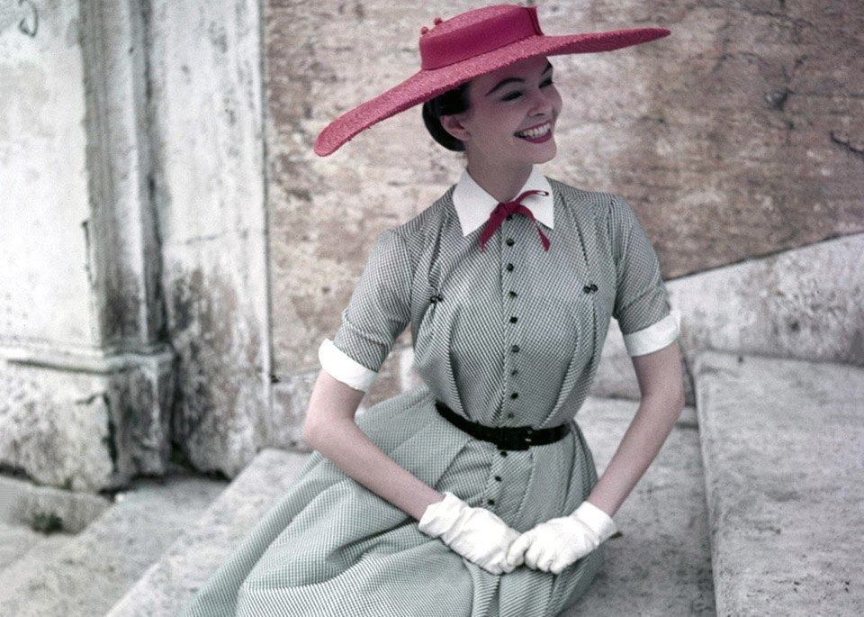 Платья-рубашки  в весенне-летних коллекциях. Изображение № 2.