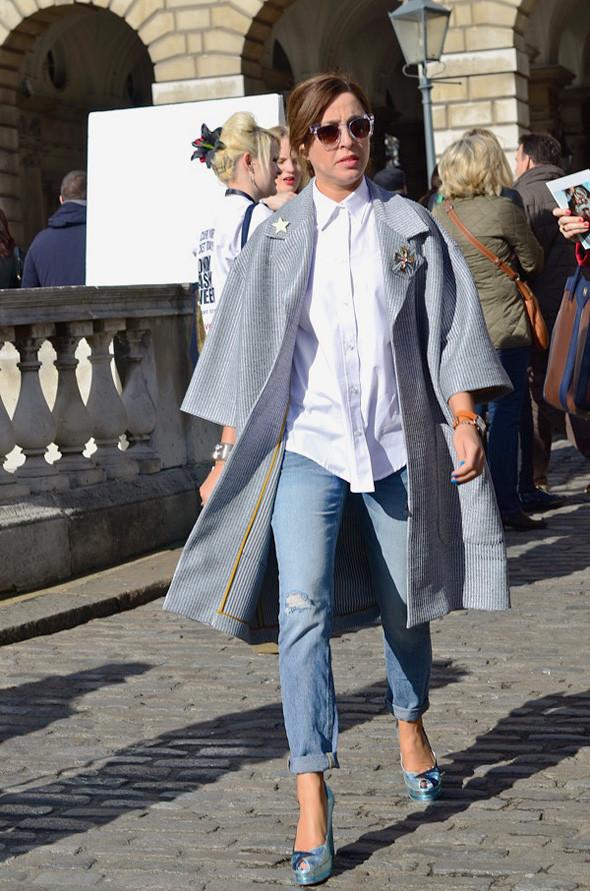 Неделя моды в Лондоне. Изображение № 41.