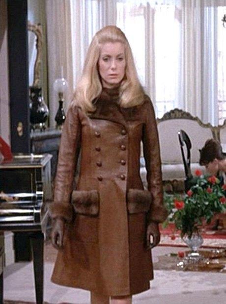 Катрин Денев, актриса и синоним французского стиля. Изображение № 5.