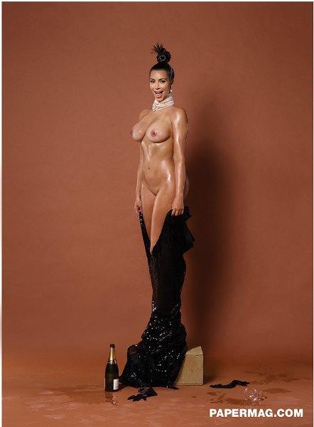 Ким Кардашьян продемонстрировала свои скрытые таланты. Изображение № 3.