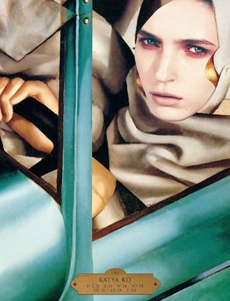 Композитки пяти модельных агентств к Нью-Йоркской неделе моды. Изображение № 76.