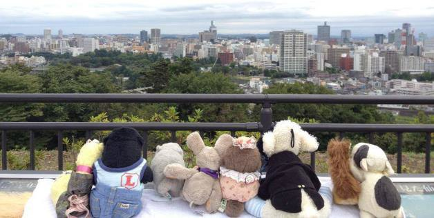 В Японии открылась турфирма для мягких игрушек. Изображение № 1.