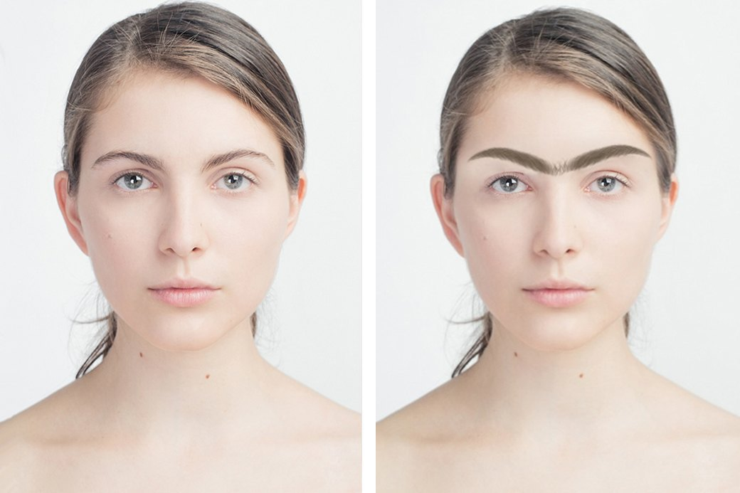 До и после макияжа:  Редакция тестирует  бьюти-приложения. Изображение № 10.