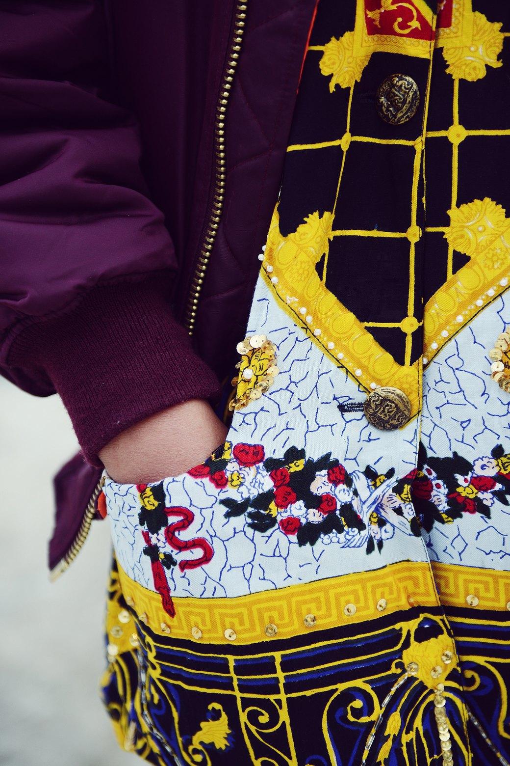 Шубы и горох на Stockholm Fashion Week. Изображение № 28.