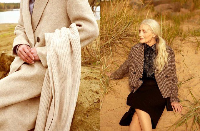 62-летняя модель Oldushka снялась в лукбуке 12Storeez. Изображение № 6.