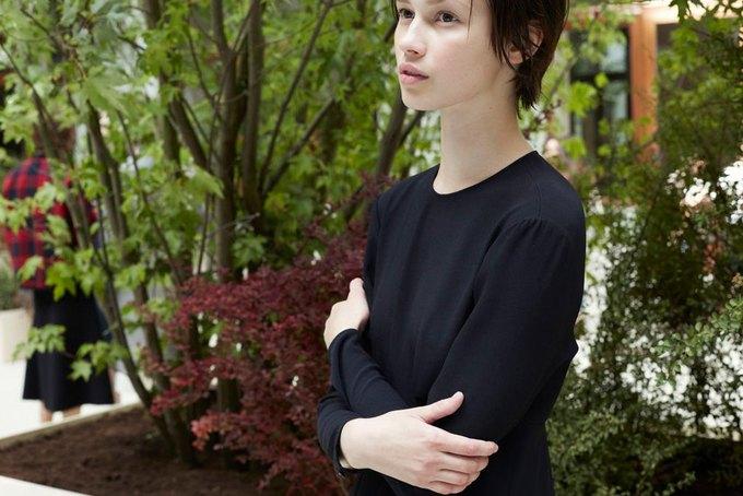 Объемные пальто и клетка в осеннем лукбуке Zara. Изображение № 11.