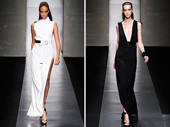 Показы Milan Fashion Week SS 2012: День 6. Изображение № 2.