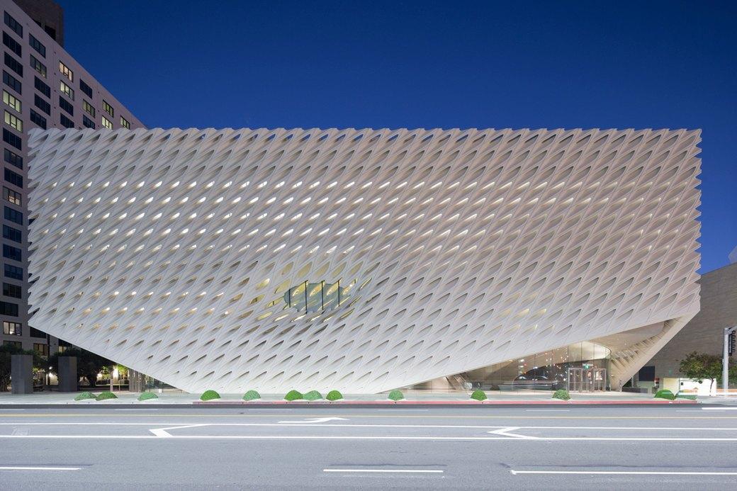 Музей современного искусства The Broad  в Лос-Анджелесе. Изображение № 6.