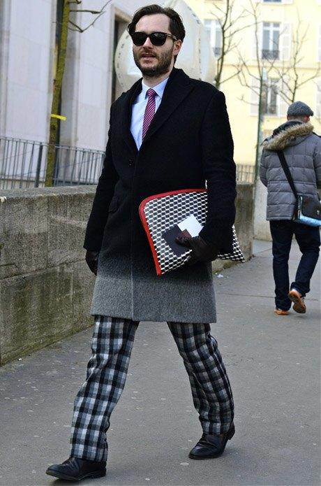 Гости Парижской недели моды FW13, часть 1. Изображение № 44.