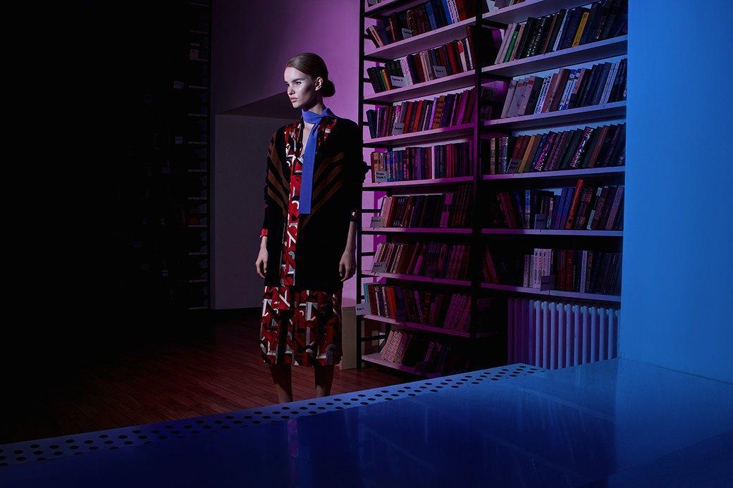 Ревизия: Одежда, вдохновленная искусством. Изображение № 16.