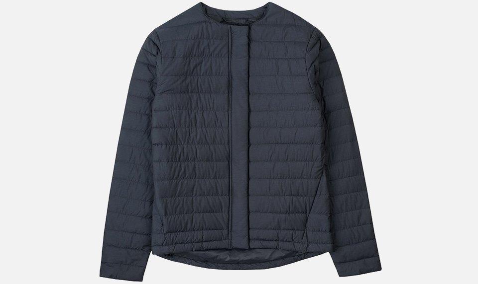 10 тонких и теплых  курток-подстёжек  для тех, кто мёрзнет. Изображение № 5.