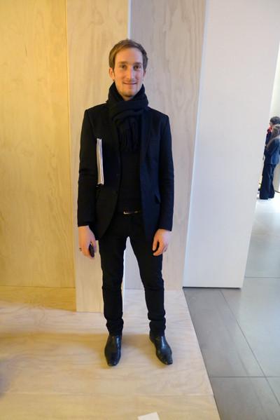Изображение 13. Milan Fashion Week: день четвертый – луки.. Изображение № 12.