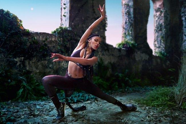 FKA twigs объявила о своей коллаборации с Nike. Изображение № 1.