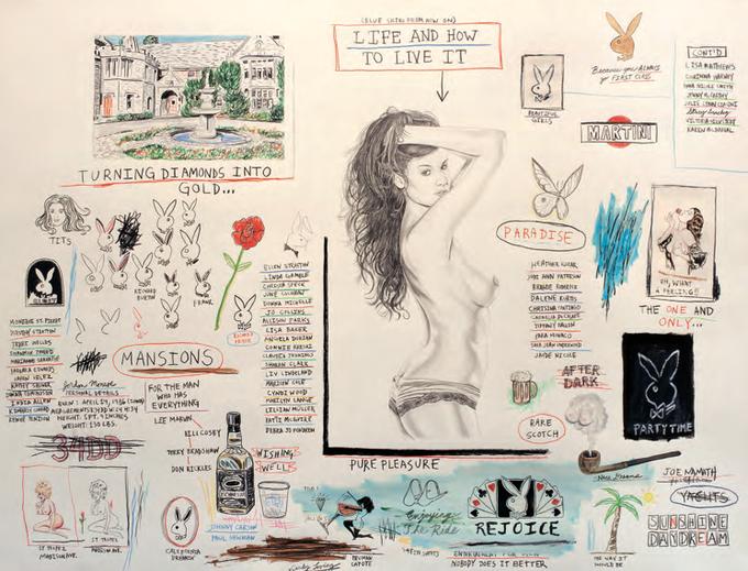 В Playboy вместо голых девушек появится искусство. Изображение № 3.