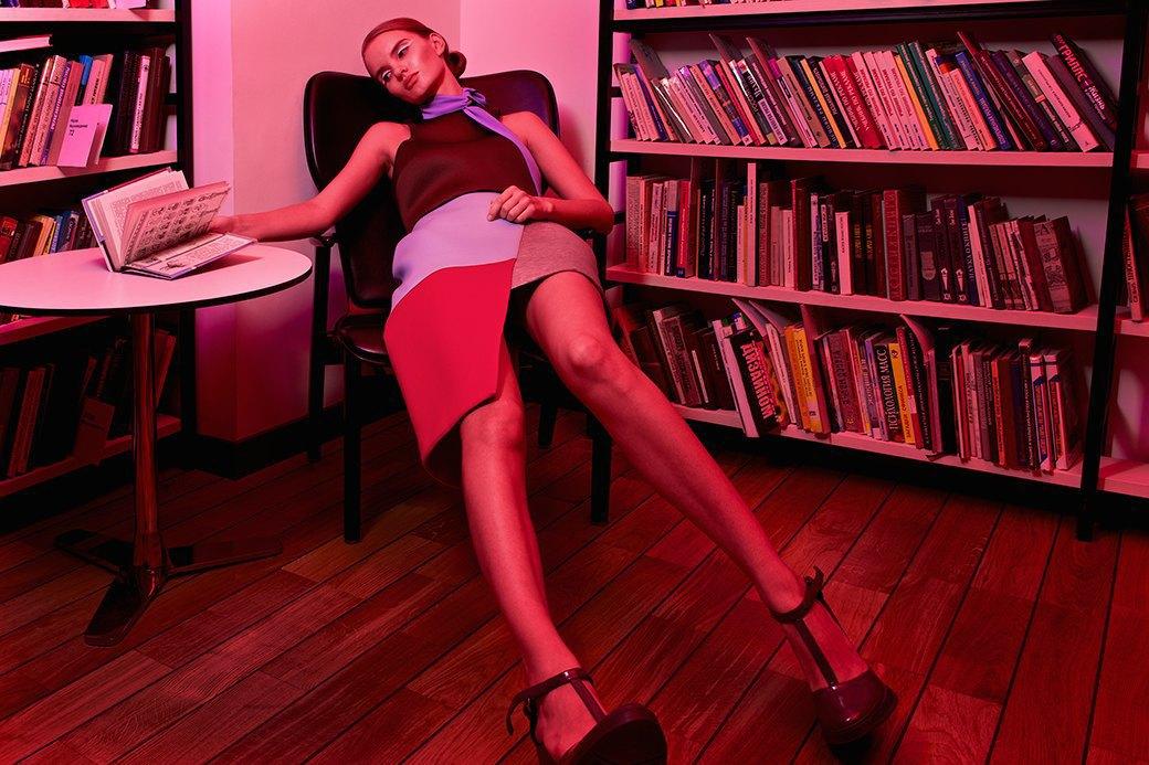 Ревизия: Одежда, вдохновленная искусством. Изображение № 8.