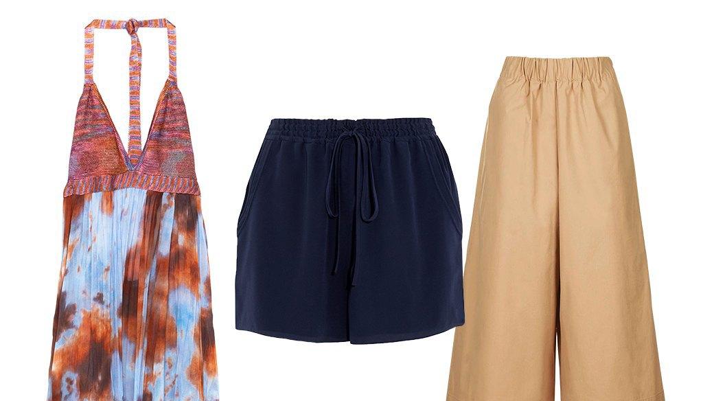 Как одеваться в +30  в городе, чтобы  не умереть от жары. Изображение № 2.