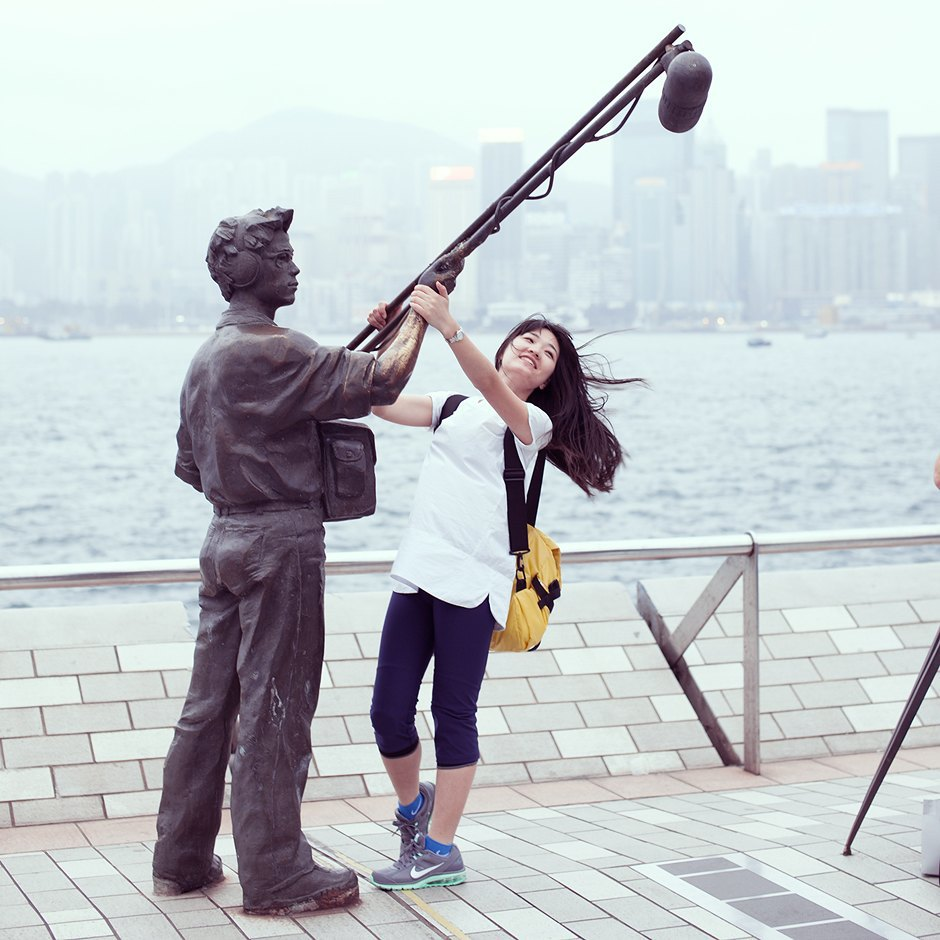 «Self Promenade»: Любители селфи в Гонконге. Изображение № 2.
