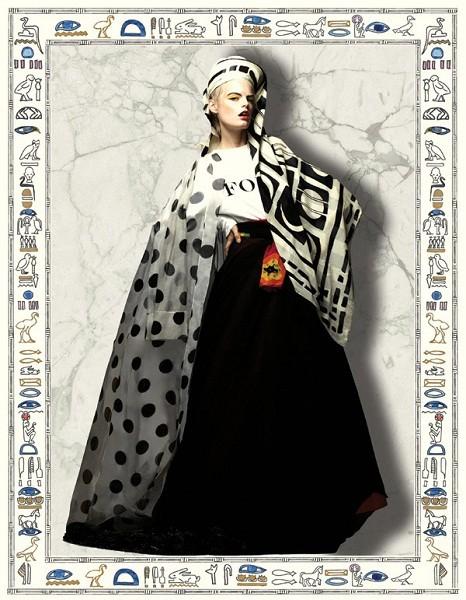 Композитки пяти модельных агентств к Нью-Йоркской неделе моды. Изображение № 58.