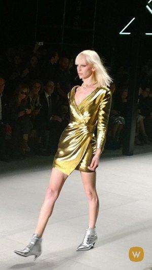 Прямой репортаж  с Paris Fashion Week:  День 7. Изображение № 9.