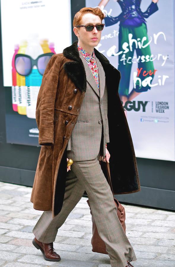 Неделя моды в Лондоне. Изображение № 1.