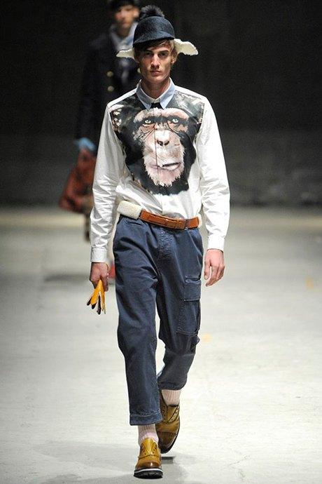 Андреа Помпилио, дизайнер мужской одежды. Изображение № 3.