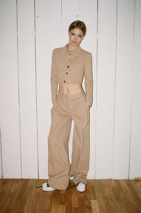 Пижамы, комбинации и халаты в новой коллекции Walk of Shame. Изображение № 32.