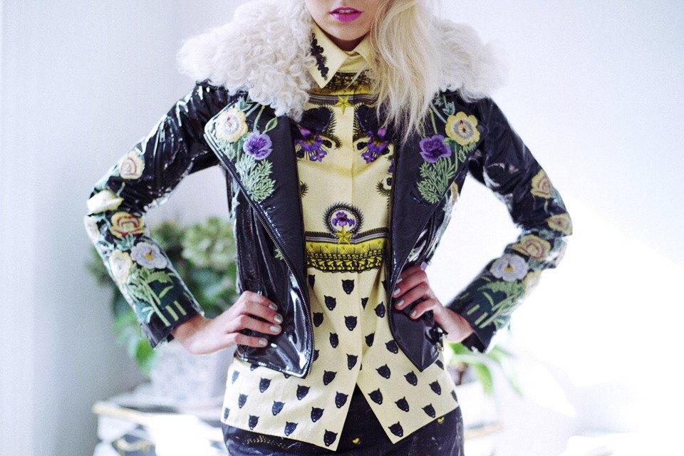 Гардероб: Тесс Йопп, лондонский стилист. Изображение № 27.